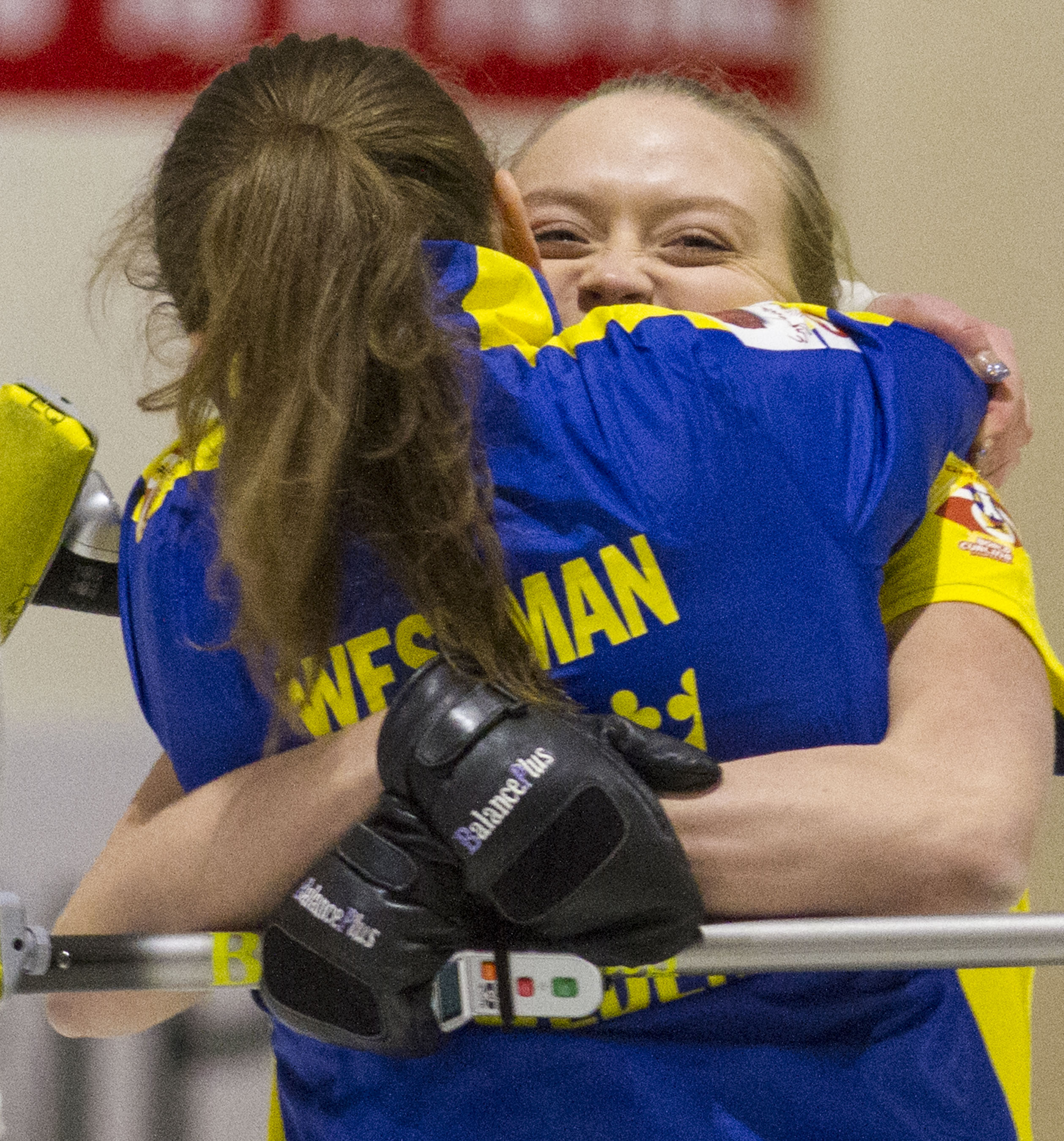 Women's session 17 at the VoIP Defender World Junior Curling Championships 2016 on March 11, 2016.